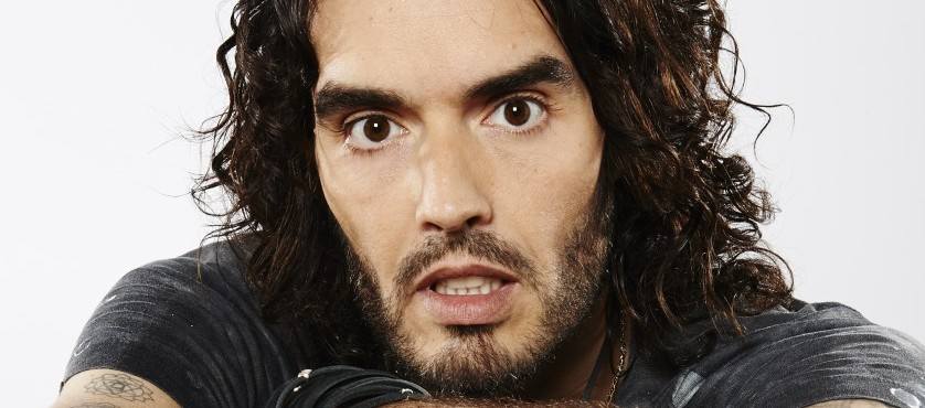 Guardian Live: Russell Brand image