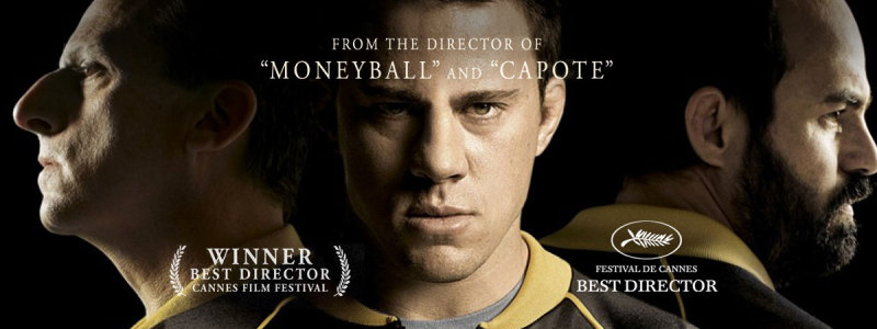 Foxcatcher 2015 | www.arthousecrouchend.co.uk