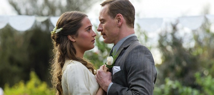 The Light Between Oceans image