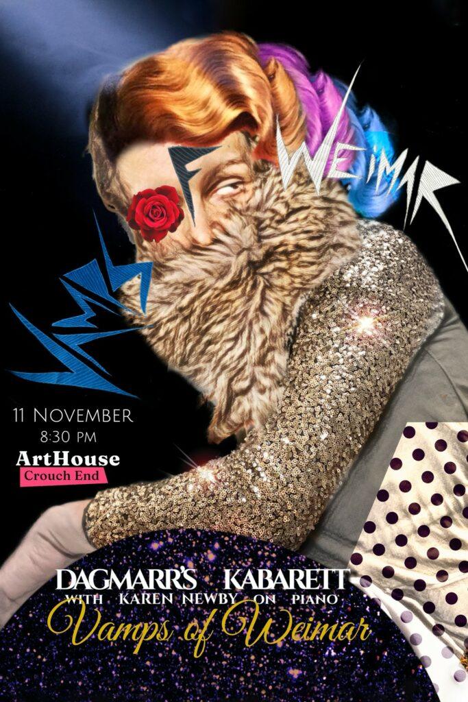 Dagmarr's Kabarett Arthouse Crouch End